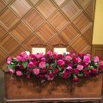 ブライダルフェアレポート②・東京ドームホテル札幌
