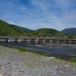 【GW】京都旅行レポート3日目〜渡月橋&竹林〜