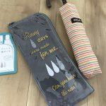 【これは便利!!】折り畳み傘ケース