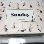 My little box11月はSun day boxでマキアージュコラボ!
